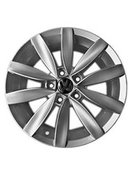 Колесные диски Replay Volkswagen VW130 7x16 PCD 5x112 ET 50 ЦО 57.1 цвет: S - фото 1