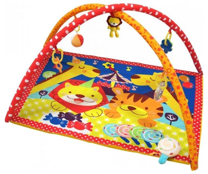 Развивающий коврик MERX Цирк (MXR0078)