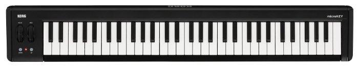 Korg Microkey2-61 миди клавиатура, 61 клавиша