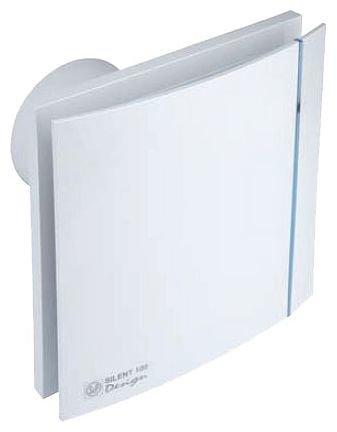 Накладной вентилятор Soler & Palau Silent-100 CZ Design-3C