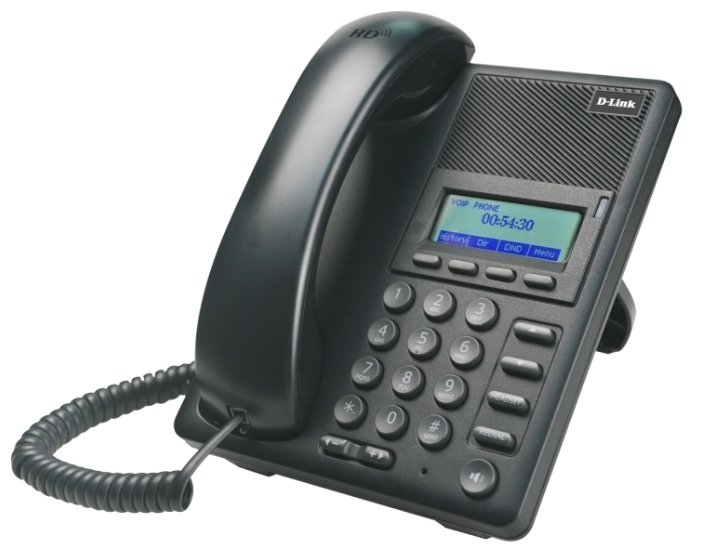 D-link VoIP-телефон D-link DPH-120S