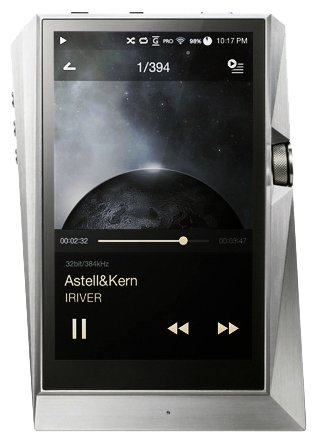 Astell&Kern Плеер Astell&Kern AK380 Stainless Steel Package