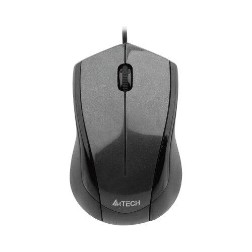 Мышь A4Tech N-400-1 Black USBМыши<br>