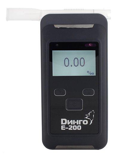 Алкотестер Динго E-200