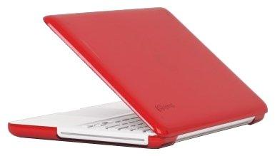 Чехол-накладка Speck SeeThru for MacBook 13 (white unibody)