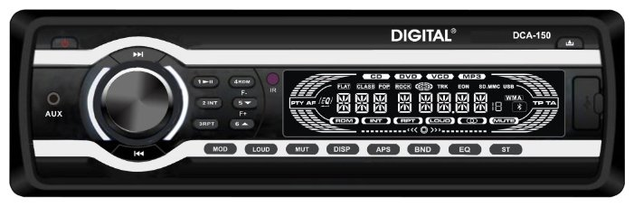 DIGITAL DCA-150