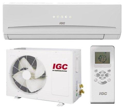 Сплит-система IGC RAS-09NHG / RAC-09NHG