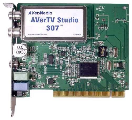 AVerMedia Technologies AVerTV Studio 307