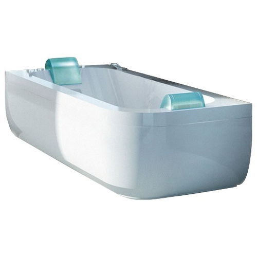 Отдельно стоящая ванна Jacuzzi Aquasoul Double 190x90 Free-standing Friendly 9443-674A