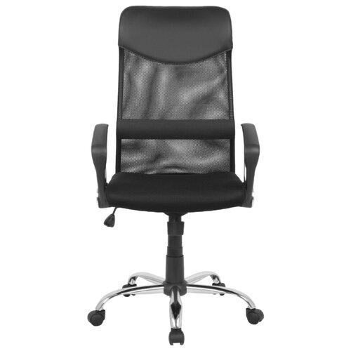 цена Компьютерное кресло College H-935L-2, обивка: текстиль, цвет: черный онлайн в 2017 году