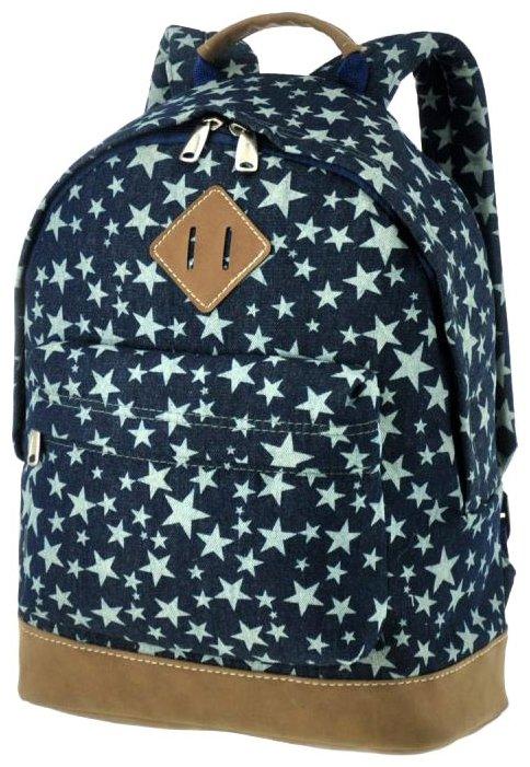 002ba45bbec9 Рюкзак asgard р 5434 звезды синий купить в интернет магазине 👍