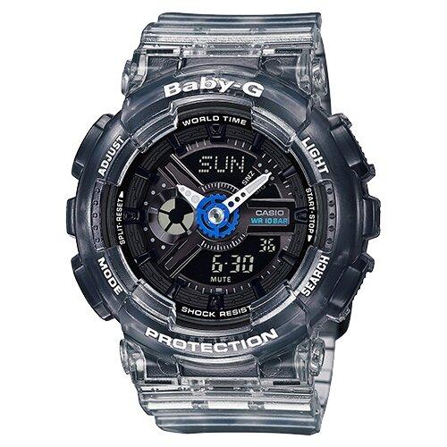 Фото - Наручные часы CASIO BA-110JM-1A женские часы casio ba 111 1a