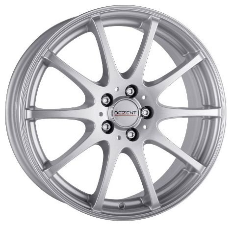 DEZENT V 7x16/5x114.3 D71.6 ET40 Silver
