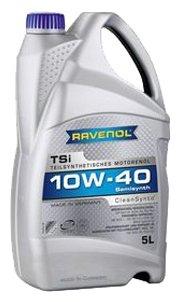 Моторное масло Ravenol TSi SAE 10W-40 5 л