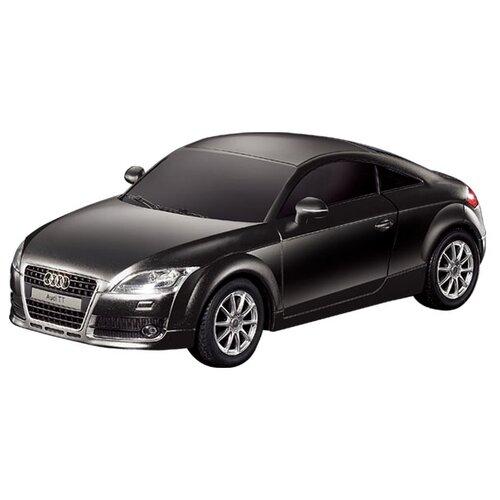 Легковой автомобиль Rastar Audi TT (30700) 1:24 17 см черный сумка printio audi tt