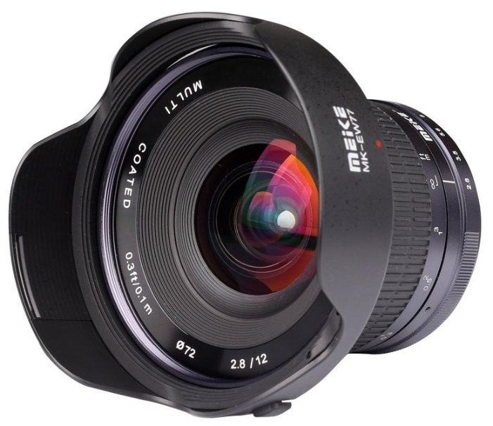 Meike 12mm f/2.8 Nikon 1
