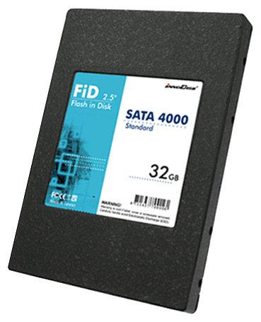 Твердотельный накопитель InnoDisk SATA 4000 32Gb