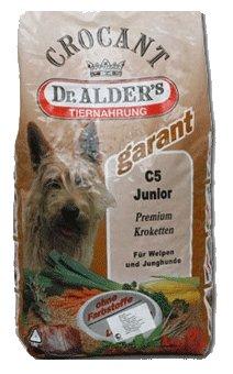 Dr. Alder С-5 КРОКАНТ ДЖУНИОР говядина крокеты Для щенков (18 кг)