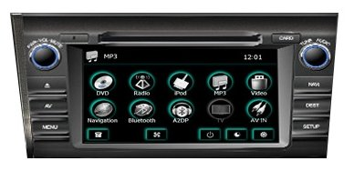 Автомагнитола FlyAudio 66132F01 Toyota RAV4 2013