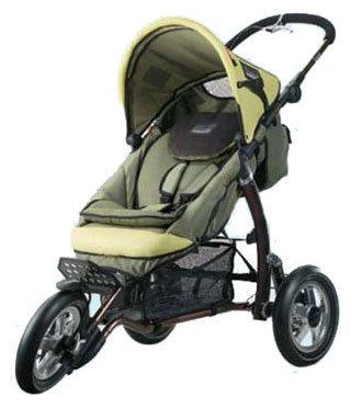 Прогулочная коляска Quinny Formula 3XL