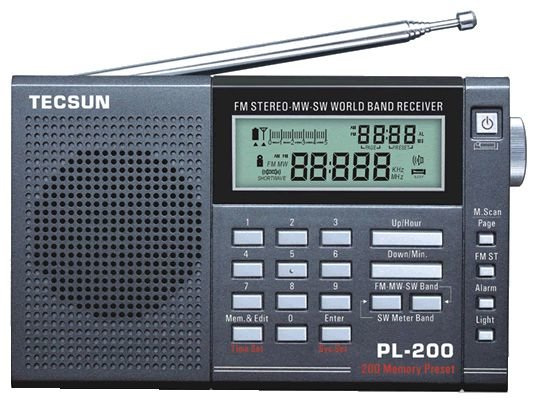 Tecsun PL-200