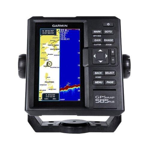 Эхолот Garmin GPSMAP 585 Plus без трансдьюсера
