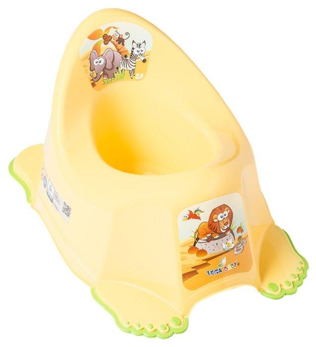 Tega Baby горшок Safari (SF-011)