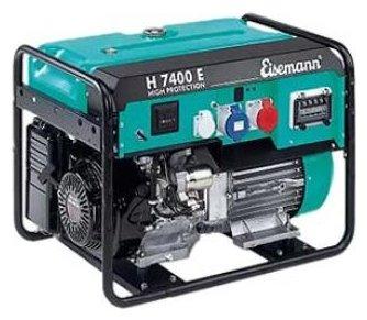 Бензиновая электростанция Eisemann H 7400E