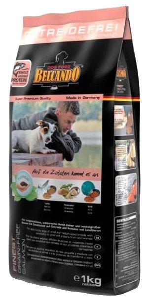 Корм для собак Belcando Finest GF Salmon для собак мелких и средних пород