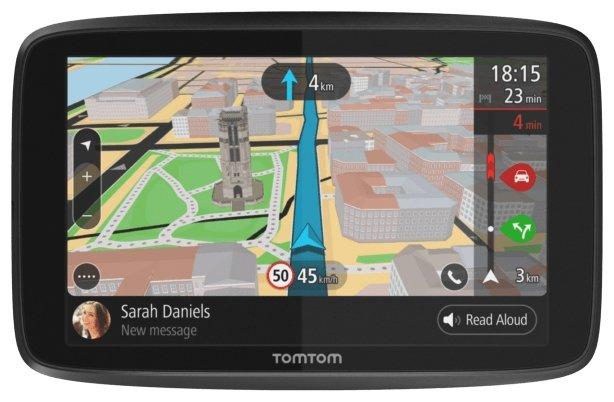 TomTom Навигатор TomTom GO 6200