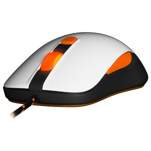 Мышь SteelSeries Kana v2 Mouse White USB