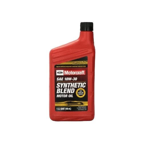 Моторное масло Ford Motorcraft SAE 10W30 Synthetic Blend 0.946 л