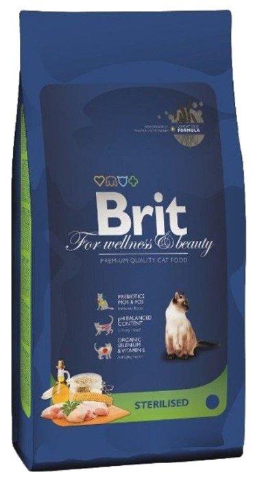 Brit Premium Sterilised dry (8.0 кг)