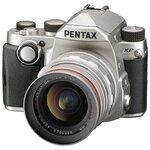 Зеркальный фотоаппарат Pentax KP Kit