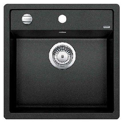 Врезная кухонная мойка Blanco Dalago 5 Silgranit PuraDur 51.5х51см искусственный гранит