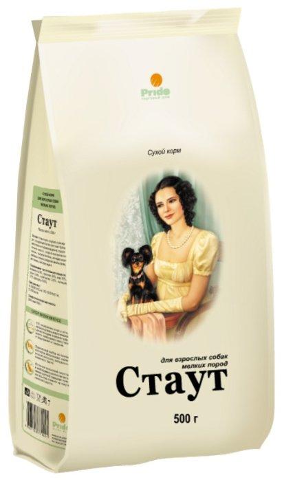 Стаут Корм для собак Мелких пород 15кг (51602)