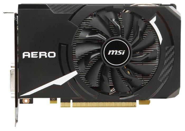 MSI Видеокарта MSI GeForce GTX 1060 1544Mhz PCI-E 3.0 6144Mb 8008Mhz 192 bit DVI 2xHDMI HDCP AERO ITX OC