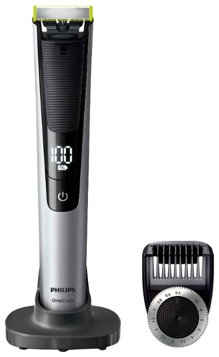 Philips Машинка для бороды и усов Philips OneBlade Pro QP6520/20