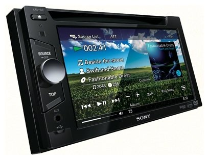 Sony XAV-63