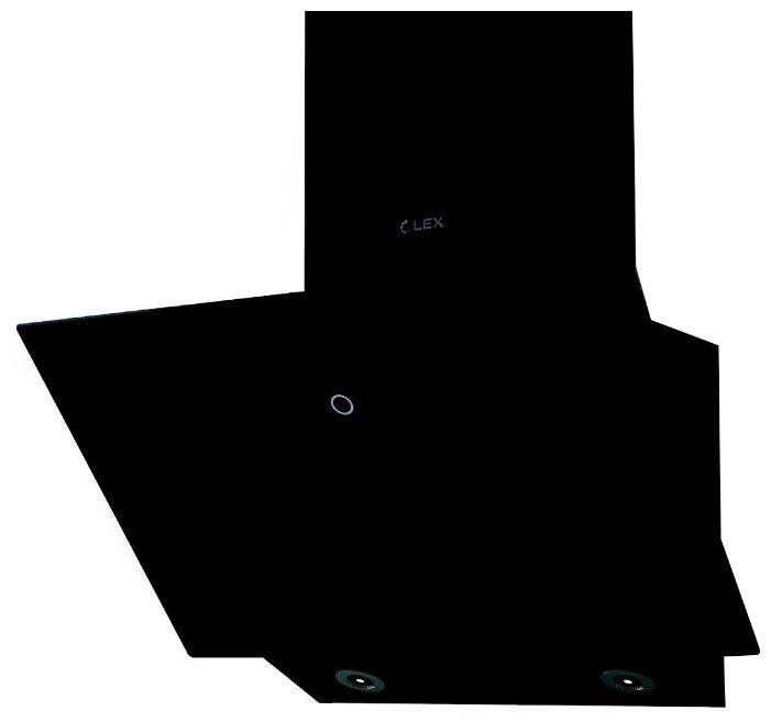 LEX Каминная вытяжка LEX Touch 600 black