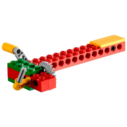Конструктор LEGO Education Machines and Mechanisms 9689 Простые механизмы