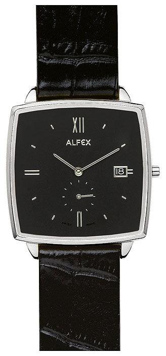Часы alfex изготовлены из нержавеющей стали или из стали с позолотой, что предотвращает аллергическую реакцию кожи на часы, а также исключает изменение цвета часов со временем.
