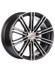 Колесный диск 1000 Miglia MM1005 8x18/5x120 D72.6 ET30 Dark Anthracite Polished - фото 1