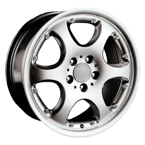 Колесный диск Racing Wheels H-136 8x18/5x112 D66.6 ET38 Silver
