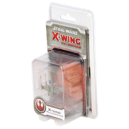 Купить Дополнение для настольной игры HOBBY WORLD Star Wars: X-Wing. Расширение X-Wing, Настольные игры