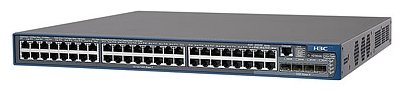 HP Коммутатор HP 5500-48G-PoE+ SI Switch with 2 Slots(JG239A)