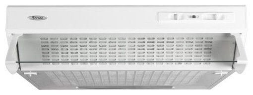 Подвесная вытяжка Ardo Basic F60 white