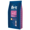 Brit (1 кг) Premium Adult S