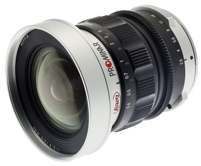 Объектив Kowa Prominar 8.5mm f/2.8 Micro 4/3