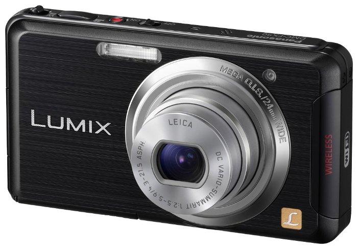 Panasonic Компактный фотоаппарат Panasonic Lumix DMC-FX90